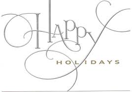 happy holidays Managing Stress and Staying Healthy Through the Holiday   Dr. Trevor Cates