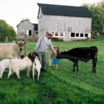dr ron on the farm 150x150 Theres so much confusion about nutrition today. How do you sort it all out? by Dr. Ron Schmid