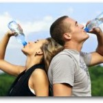 drinking water couple 150x150 Water, Your Most Essential Nutrient