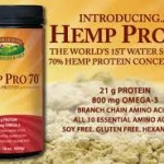 hemp protein 150x150 Hemp Food Nutrients Explain Its Growing Use and Rapidly Expanding Markets