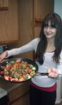TCs vegan veggie stir fry stew Step 4 89x150 Award Winning Superfood Vegan Veggie Thanksgiving Steamed Stir Fry Recipe   by Cara Cifelli